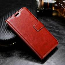 Nokia 6 Flip Cover Leather Case Luxury Revel Touch Leather Cover Brown by XORB®