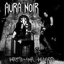 Dreams Like Deserts * by Aura Noir (Vinyl, Mar-2015, Peaceville Records (USA))