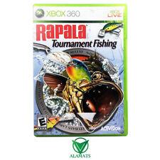 Rapala Tournament Fishing (Xbox 360) Complete - Very Good - Region Free