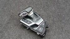 AUDI A5 S5 F5 A4 S4 8W S-line Schaltknauf Automatik Leder gelocht 8W1713111 A
