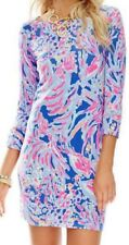 Lilly Pulitzer Sophie Dress Shrimp Chic Upf 50+ Women Size Sm New