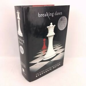 Stephanie Meyer Breaking Dawn Special Edition, DVD/Poster First Edition/Printing