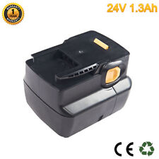24V Replacement Drill Battery For Ryobi BPS-2400 BPS-2420 CRH-240RE 1.3Ah