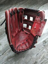 "RAWLINGS Heart of Hide HOH PRO302-6P Outfield Baseball Glove 12.75"" Lefty"