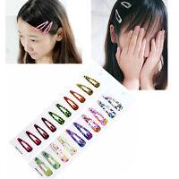10tlg. Bunte Kinder Baby Mädchen Haarschmuck Haarspangen Haarnadeln Liefern
