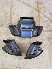09-14 YAMAHA YZF R1 RAM AIR INTAKE DUCTS RIGHT LEFT CENTER TUBES OEM