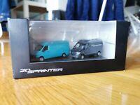 """Anniversary edition 1:87 Herpa, """"Mercedes-Benz SPRINTER- 20 years"""""""