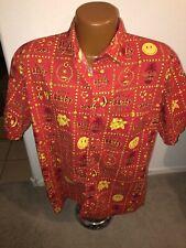 Vintage Brady Bunch A Very Brady Sequel Hawaiian Shirt Size Large