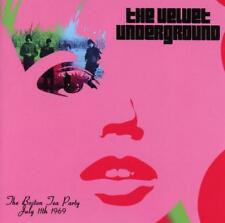 THE VELVET UNDERGROUND – THE BOSTON TEA PARTY JULY 11th 1969 LIVE 2CD (NEW)