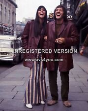 """Sonny and Cher 10"""" x 8"""" Photograph no 2"""