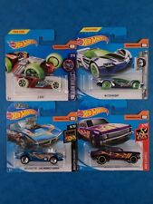 Mattel Cars - HOT WHEELS - BUNDLE x 4 -Unopened New 2018 Chevy Nova Corvette etc