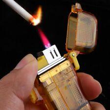 Torch Jet Lighter Windproof Refillable Butane Adjustable Flame Cigar Lighters