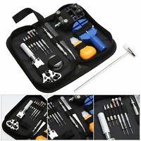 Watch Back Cover Case Opener Remover Battery Change Watchmaker Repair Tool Kit