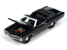 1/64 JOHNNY LIGHTNING MUSCLE CARS 1969 Chevrolet Impala SS Convertible (Top Down
