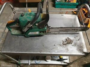 Chainsaw- Runner for spares or repair