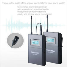 SGC-100W Camera Recording Microphone Wireless Audio Transmission System Recorder