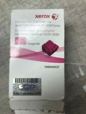 Xerox ColorQube 8570 8580 Ink MAGENTA 108R00927 OPEN BOX