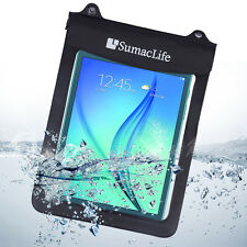 "Waterproof Pouch Dry Bag Case Cover Transparent for iPad Mini 9.7"" +Earphone"