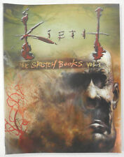 2010 IDW SAM KIETH The SKETCH BOOKS Vol. 1 TPB Soft Cover ~ The MAXX Creator