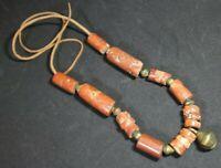 71371 African Brass Beads