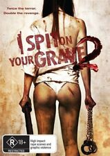 I Spit On Your Grave 2 DVD BRAND NEW SEALED