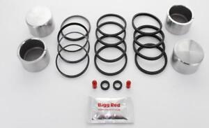 AUSTIN ROVER MINI 1984-2000 FRONT Brake Caliper Repair Kit +Pistons 51mm pistons