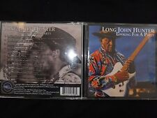 CD LONG JOHN HUNTER / LOOKING FOR A PARTY /