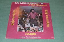 James Davis~I Get Requests~The Paddock Jazz Band~Dixieland~FAST SHIPPING