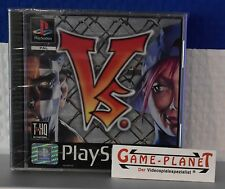 Versus VS.  OVP Sony Playstation 1 P1 PSX Pone NEU in Folie NEU BOX Beat`en up