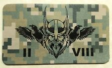 Naval Special Warfare SEAL Team Eight /  8, 2 Troop Odin Jungle Infrared Patch