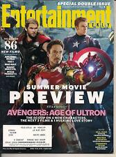 AVENGERS AGE OF ULTRON IRON MAN THOR CAPTAIN AMERICA ET COLLECTOR'S ED SUMMER PV