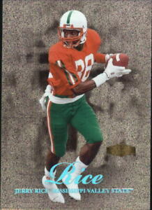2013 Fleer Retro Flair Showcase Legacy Collection #LC7 Jerry Rice/150