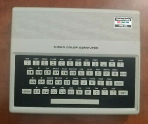 Radio Shack Model MC-10 TRS-80 Micro Color Computer, Tested & Working