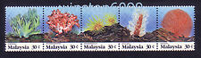1992 Malaysia Corals, Marine Life, 5v Stamps Mint NH