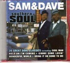 (BD332) Sam & Dave, Southern Soul - 2002 CD