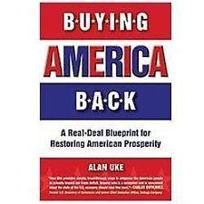 Buying America Back, Alan Uke, New Books
