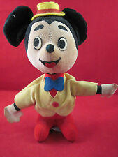 Early Style Vintage Mickey Mouse dolls, Walt Disney Productions made in Japan