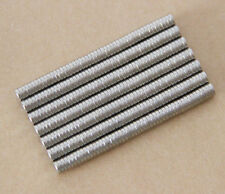 100pcs Tiny Disc 2mm X1mm Nd-Fe-B Rare Earth N35 Strong Magnets For Craft Models