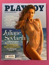 Playboy März 03/21 .. Juliane Seyfarth .. NEU !!!!