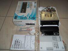 autoradio stereo aiwa CT--FR718 completa di scatola libretto con frontalino OK