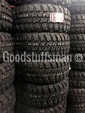 Federal Couragia 35X12.50R20 LT 121Q 10PR M/T Mud Terrain Tires X 4 Brand New