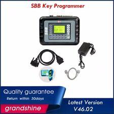 Latest Version V46.02 SBB KEY Programmer Universal Key Maker Silca Immobilizer