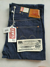 NWT LVC Levi's Vintage Clothing 1915 501 W34L34 Made in USA Selvedge