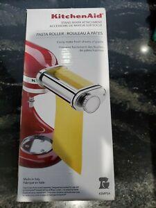 KitchenAid KSMPSA Pasta Sheet Roller Attachment - Silver upc 883049392158