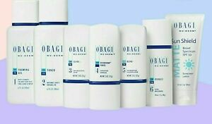 Obagi Nu-Derm FX System KIT Normal to Oily SEALED 7 PIECES