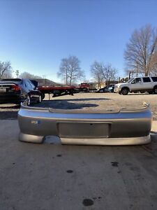 2003 Subaru Impreza WRX AFTERMARKET REAR BUMPER USED CONTACT FOR SHIPPING