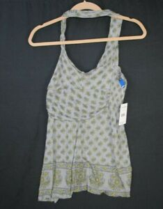 Free People Women's Tank Casual Top Size Large $78