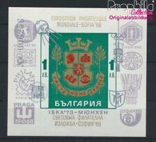 Bulgarie Bloc 41 neuf 1973 BriefmarkenausstellungIBRA´73 (8985151
