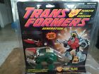 1992 G2 Transformers Sealed Green Dinobot Slag MIB Box Misb