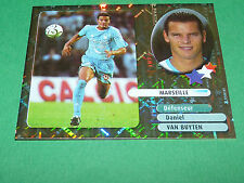 VAN BUYTEN STARS OLYMPIQUE MARSEILLE OM PANINI FOOT 2003 FOOTBALL 2002-2003